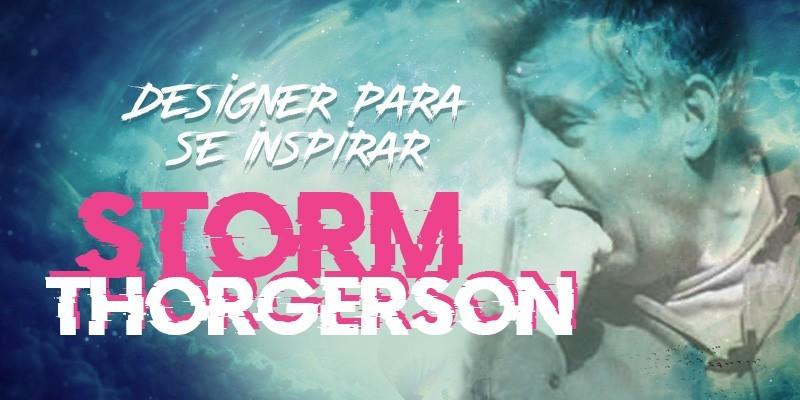 Designer para se inspirar: Storm Thorgerson