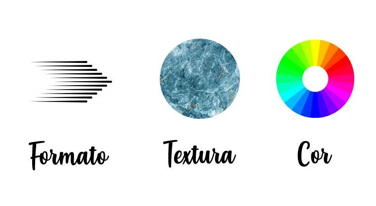 Formato, textura e cor - Conceitos de Design • Gestalt