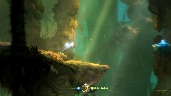 fase terra - Ori and the Blind Forest