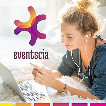 Logo Eventscia